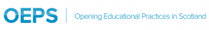 Opening Educational Practices in Scotland