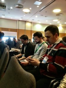 A Chaos of Wikimedians...