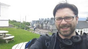Me in Mallaig after walking the West Highland Way