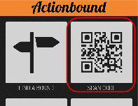 Actionbound app
